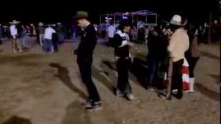 matthew gray gubler dancing in slow motion at a mexican rodeo 640x360