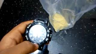 Diy : remove water from watch with this 5 simple trick