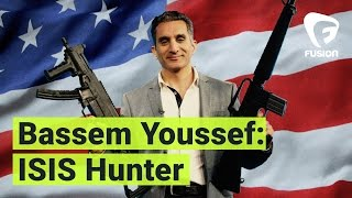 Hunting Down ISIS in America (W/ Bassem Youssef)
