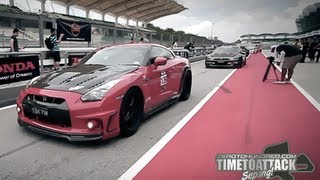 TIMETOATTACK MOVIE Final Round | Sepang Circuit + Hall of Fame & EPICSTANCE!!