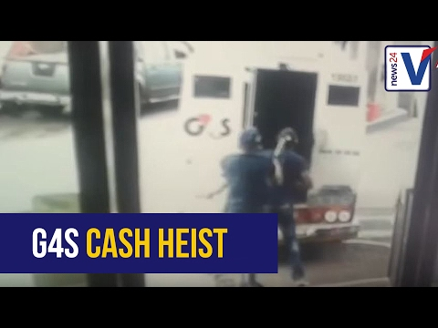 G4S security guard robbed while collecting money at a Mpumalanga filling station