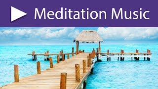 Healing Waters and Nature Sounds: 1 HOUR Best Meditation Songs