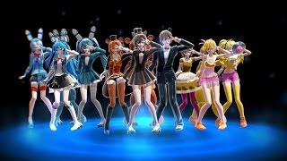 MMD FNAF Caramell Dansen [ Toy Animatronic`s]