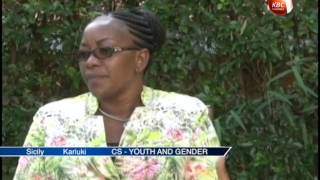 CS  Sicily Kariuki condemns gender violence during ongoing party nominations