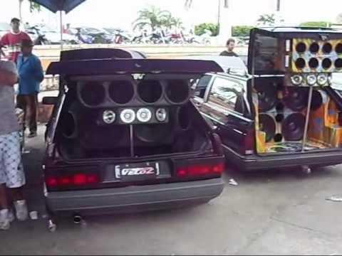 SOM PANCADÃO 7º FEST CAR DE ITABAIANA SE