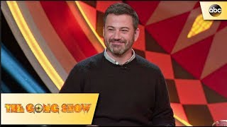 Jimmy Kimmel's Trick - The Gong Show
