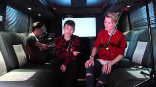 Bars and Melody   Hopeful Live & Acoustic On The Tour Bus