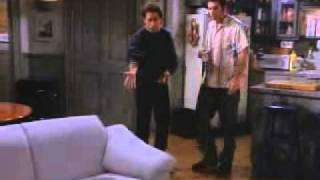 Seinfeld - Poppie pees on Jerry's new couch - hilarious!