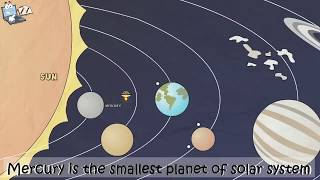 Solar System & Planets- Lesson for kids