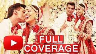 FULL INSIDE Video Of Bipasha Basu & Karan Grover's MEHNDI & WEDDING