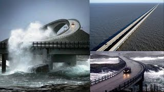 Top 10 Scary Bridges You