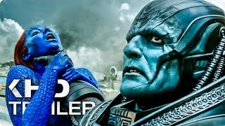 X-MEN APOCALYPSE Trailer 2 German Deutsch (2016)