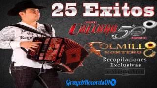 El Diablo de Culiacan - Calibre 50 - Colmillo Norteño - GrayebRecords01
