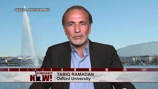 Tariq Ramadan: As Muslims Condemn Spain Attack, Americans Must Denounce U.S. Killings in Syria, Iraq