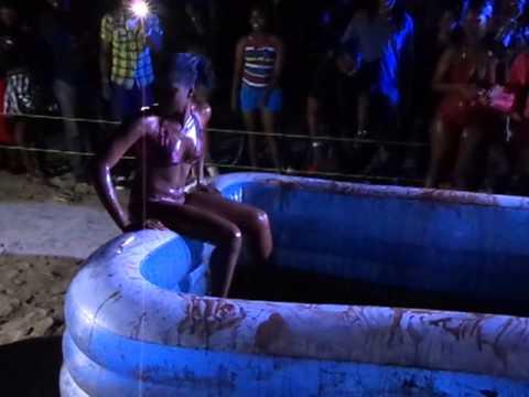 Xxx Mp4 Vlog Jamaican Excursion 7 GIRLS CHOCOLATE BATTLE 3gp Sex