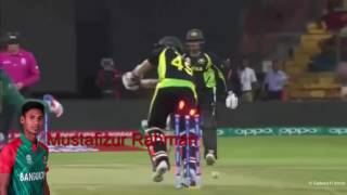 Mohammad Amir 5 Wickets In One Over HD must watch