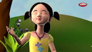 Gujarati Rhymes Collection For Children | ગુજરાતી કવિતા | 3D Gujarati Vegetables Songs Vol 3