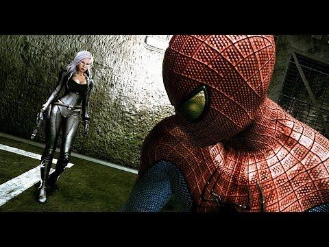 The Amazing Spider Man Full Movie All Cutscenes Cinematics