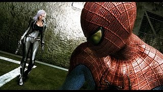 The Amazing Spider Man Full Movie All Cutscenes Cinematics
