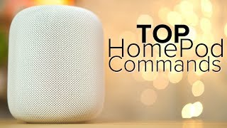 Most Useful Siri Commands for HomePod!