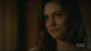 The Originals 5x13 End Ending: Hayley watches Hope, Klaus says goodbye to her