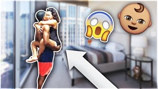 LET'S HAVE A BABY PRANK ‼️ (GETS REAL)😱