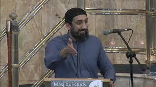 A Loan to Allah - Khutbah by Nouman Ali Khan