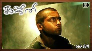 Ghajini Tamil Movie | Scenes | Suriya Introduction Fight