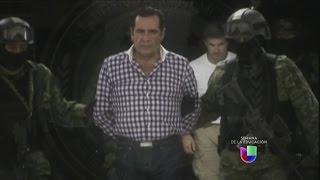 "Sin Disparar Un Sólo Tiro, Cayó Héctor Beltrán Leyva Alias ""El H"""