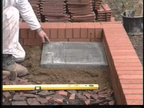 How to lay pavers, slabs and other paving