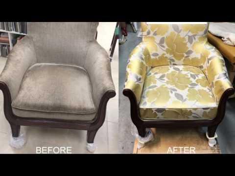 Furniture upholstery foam