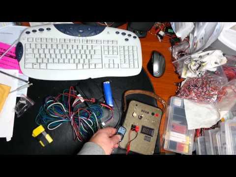 Wireless remote control door lock actuator