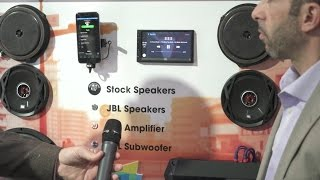 "JBL ""Hear the Truth"" car stereo demo 