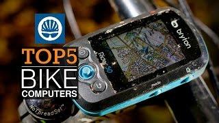 Top 5 - Bike Computers