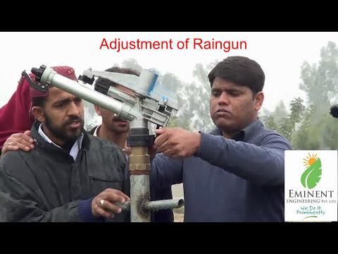 Sprinkler Head Adjustments|Raingun Adjustments|How to adjust sprinkler heads|Sprinkler Head Directio