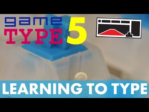 Game Type Episode 5: 10 Fast Fingers. Improve Your Typing