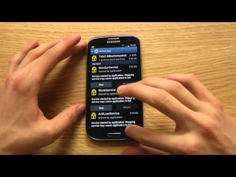 Samsung Galaxy S3 Tips & Tricks Episode 6 How To Uninstall & Disable Weird Apps
