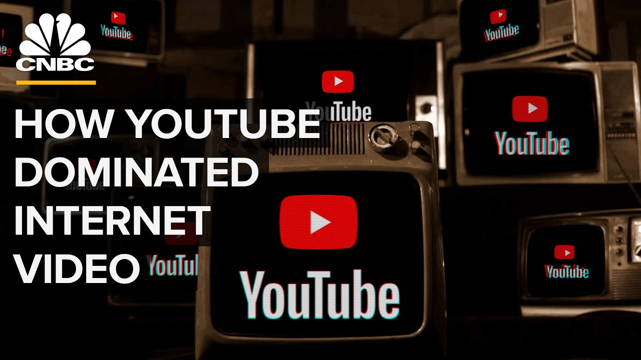 How YouTube Became An Internet Video Giant