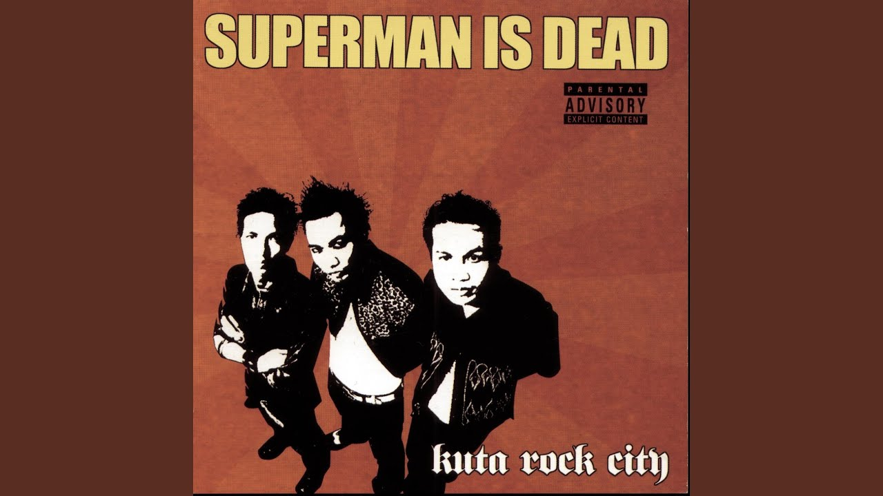 Superman Is Dead - F***In' Hero