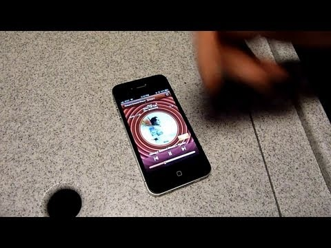 MyStream app: Share music with other iOS and Android device wirelessly