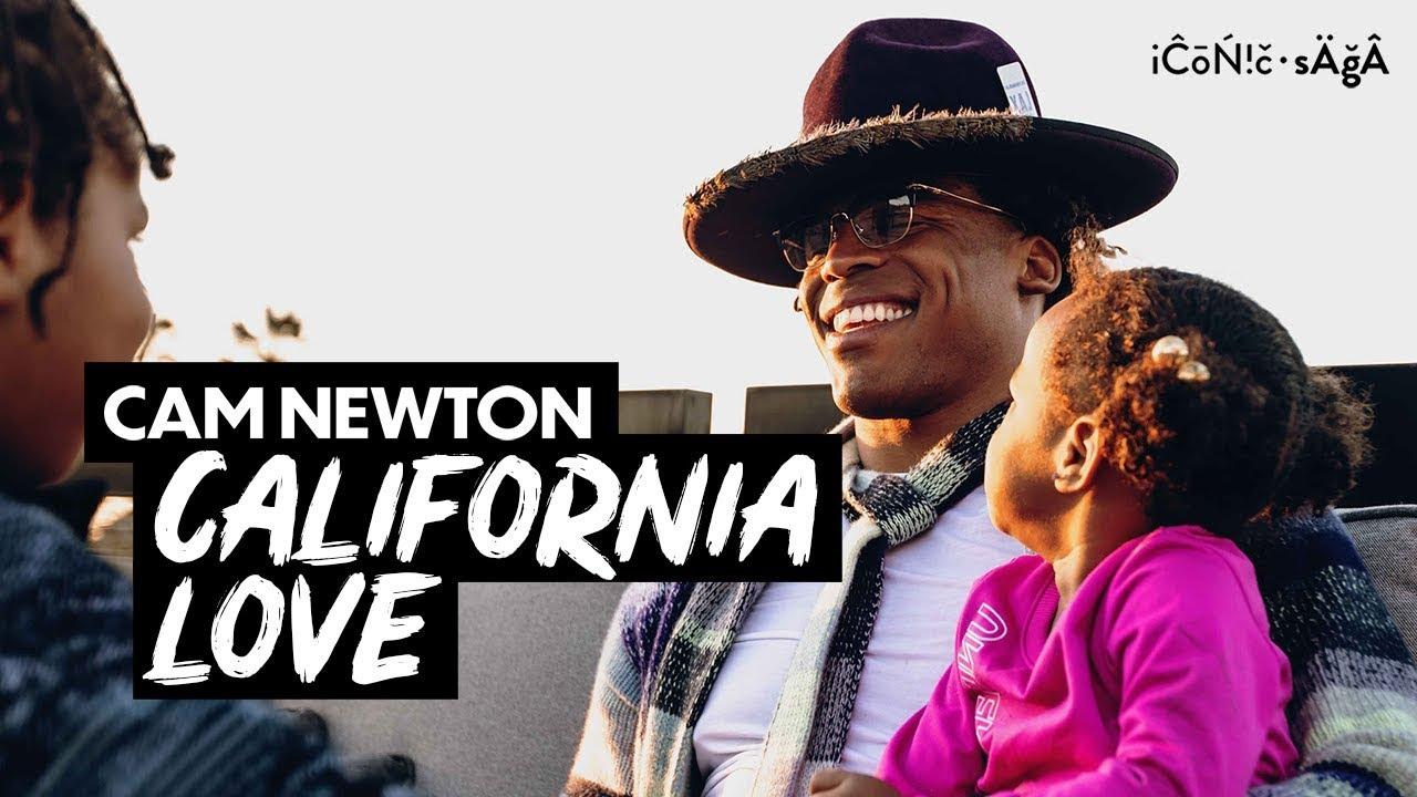 LA trip, LA drip | Cam Newton Vlogs