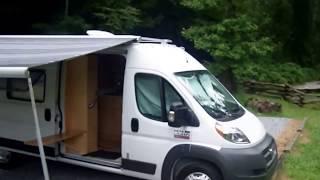 RAM ProMaster Camper Van Tour - PakVim net HD Vdieos Portal