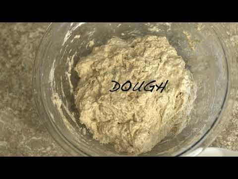 Yeast, Water, Flour, Salt
