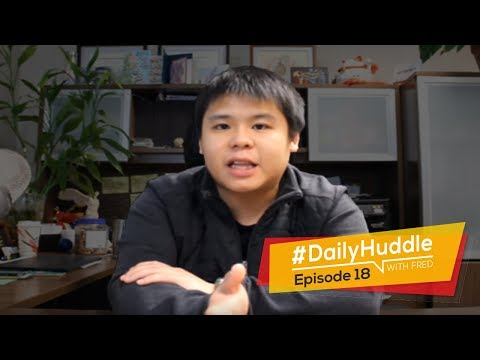 Daily Huddle - Ep 18 | Sell Trademark Products In Shopify Store?