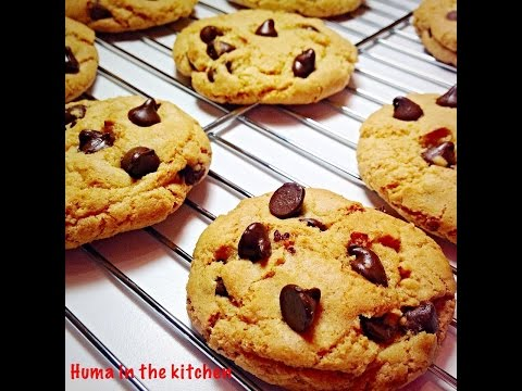 Perfect-Easy Chewy Chocolate Chip Cookies by(Huma in the Kitchen)