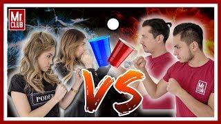 Mr. CLUB VS Miss. CLUB | DESAFÍO de HABILIDAD 🏆🏓 | Mr. CLUB