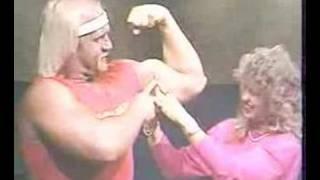 Hulk Hogan Bicep Measure