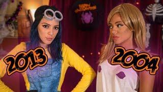 Popular Halloween Costumes Through The Years Niki And Gabi