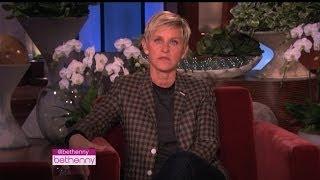 Ellen Defends Miley