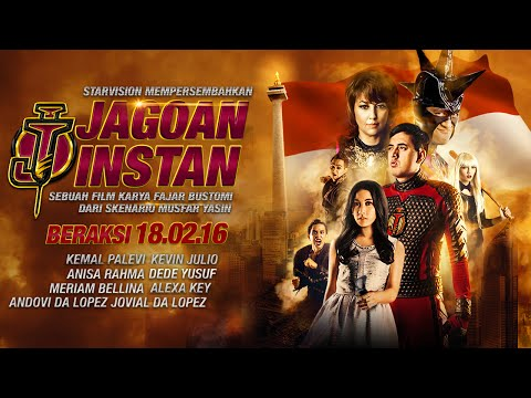 JAGOAN INSTAN Official Trailer